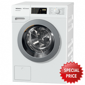 MIELE WDD030 EcoPlus W1 Classic washing machine | 1-8 kg capacity